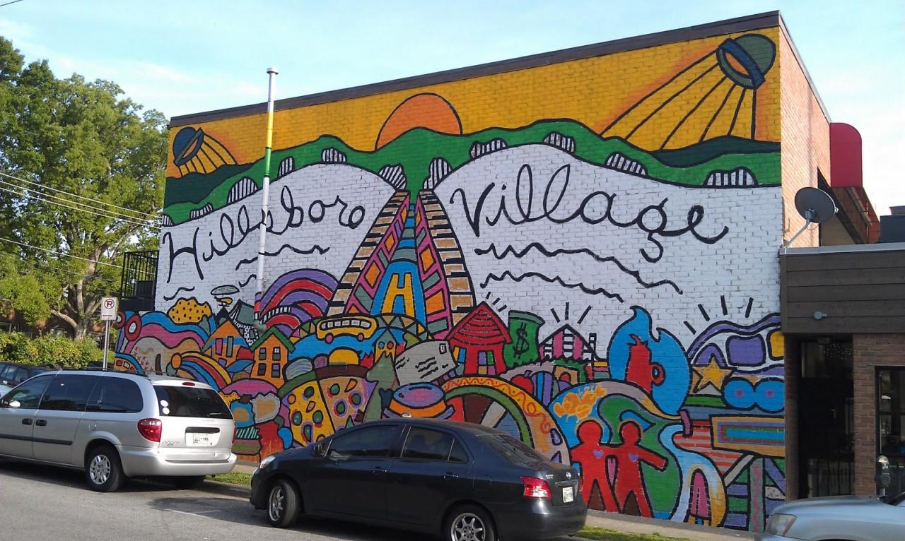 Kay Bobs Mural Nashville