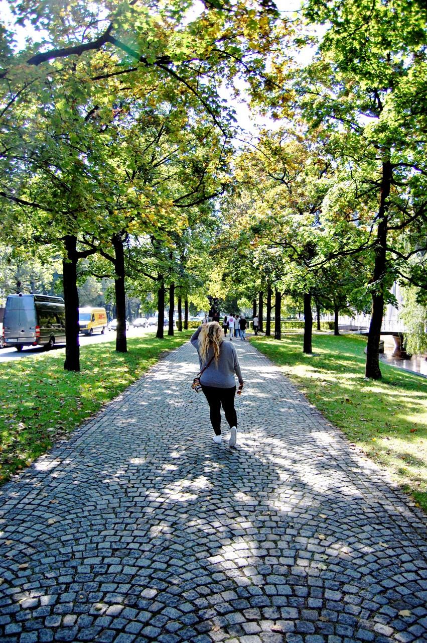 walking-in-munich