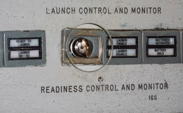 Launch Control Panel