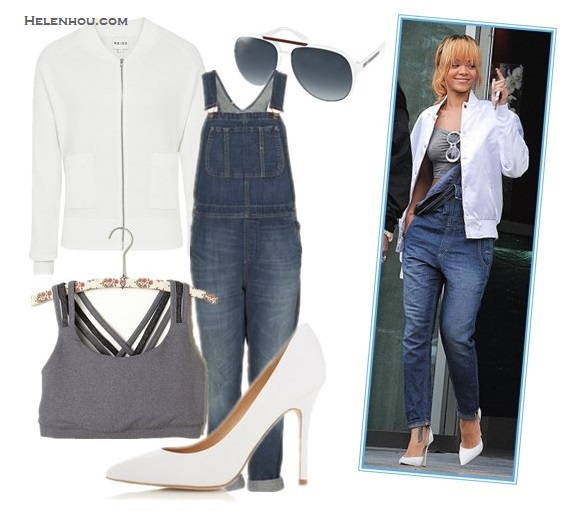 Four Stylish Ways To Wear Overalls – The Art of Accessorizing