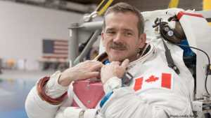 Hadfield Thinking like an astronaut