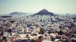 mountains cityscapes houses greece tiltshift athens cities 1920x1080 wallpaper_www.wall321.com_71
