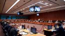 Φωτογραφία αρχείου από συνεδρίαση του Eurogroup.