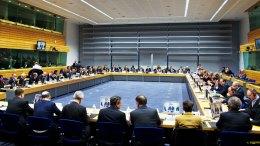 Την αποτίμηση του αποτελέσματος της χθεσινής ψηφοφορίας στην ελληνική Βουλή θα κάνει σήμερα το EuroWorking Group. Φωτογραφία EPA, ΑΠΕ-ΜΠΕ