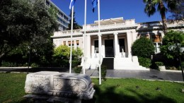 Eurostat's economic figures constitute a strong weapon in the negotiations, gov't officials say. Φωτογραφία ΑΠΕ-ΜΠΕ