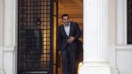 Ο πρωθυπουργός Αλέξης Τσίπρας. ΑΠΕ - ΜΠΕ/ΑΠΕ - ΜΠΕ/Αλέξανδρος Μπελτές