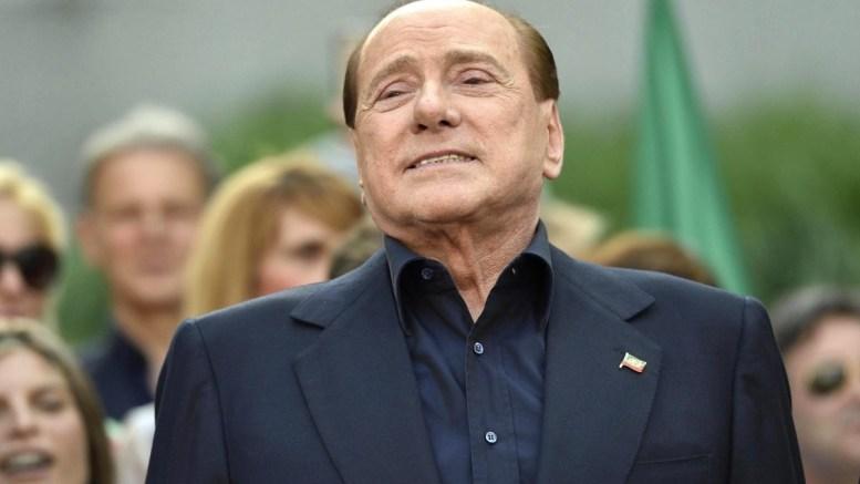 A file photo  shows Silvio Berlusconi. EPA/FLAVIO LO SCALZO