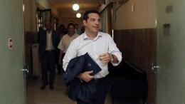 Ο πρωθυπουργός Αλέξης Τσίπρας. ΑΠΕ-ΜΠΕ/ΑΠΕ-ΜΠΕ/ΑΛΕΞΑΝΔΡΟΣ ΒΛΑΧΟΣ