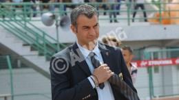 Ο τέως προπονητής  της ΑΕΚ Τραϊανός Δέλλας. ΜΠΕ, ΣΤΕΦΑΝΟΣ ΡΑΠΑΝΗΣ