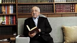 A file picture shows Fethullah Gulen  at his residence in Pennsylvania, USA. EPA, SELAHATTIN SEVI, ZAMAN DAILY NEWS