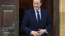 British Prime Minister David Cameron. EPA, FACUNDO ARRIZABALAGA