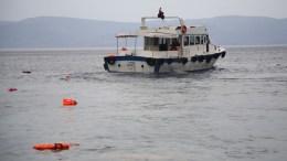 File Photo: Θαλαμηγός με 130 παράτυπους μετανάστες εντοπίστηκε κοντά στην παραλία της Μεθώνης. Φωτογραφία Αρχείου: ΠΕΤΡΟΣ ΤΣΑΚΜΑΚΗΣ