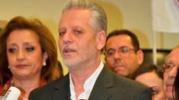 O πρόεδρος ΕΔΕΚ, Μαρίνος Σιζόπουλος. Φωτογραφία αρχείου: ΑΠΕ ΜΠΕ, STR