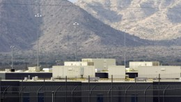 FILE PHOTO. A general view of a USA prison. EPA, GARY WILLIAMS
