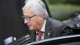 European Commission President Jean-Claude Junker. EPA/OLIVIER HOSLET