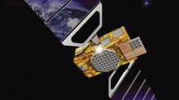 Δορυφόρος Galileo, ο οποίος θα χρησιμοποιηθεί σε πειράματα για τη θεωρία της Σχετικότητας. Φωτογραφία via ESA.