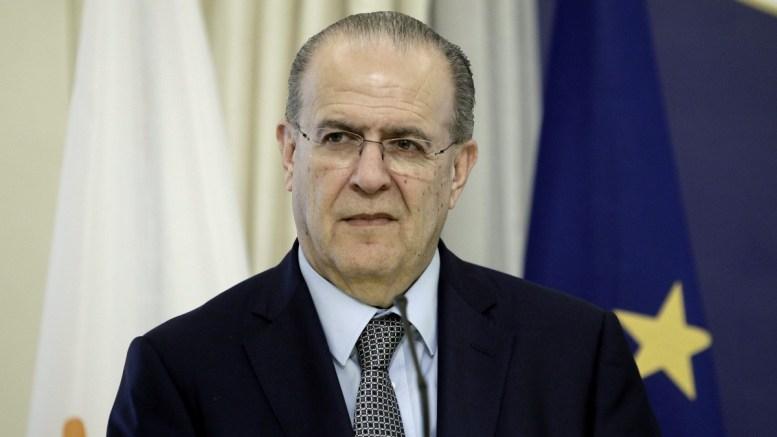 Ο υπουργός Εξωτερικών της Κυπριακής Δημοκρατίας, Ιωάννης Κασουλίδης. ΑΠΕ-ΜΠΕ, ΓΙΑΝΝΗΣ ΚΟΛΕΣΙΔΗΣ