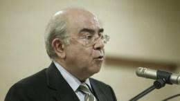 Ο τέως πρόεδρος της Βουλής των Αντιπροσώπων της Κυπριακής Δημοκρατίας Γιαννάκης Ομήρου. Φωτογραφία αρχείου ΑΠΕ-ΜΠΕ, ΑΛΚΗΣ ΚΩΝΣΤΑΝΤΙΝΙΔΗΣ