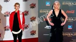 Canadian singer Justin Bieber  EPA/SEBASTIEN NOGIER