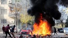 Κούρδοι αντάρτες πυροβόλησαν και σκότωσαν έναν αξιωματούχο του Κόμματος Δικαιοσύνης και Ανάπτυξης (AKP) στη νοτιοανατολική Τουρκία . FILE PICTURE, EPA, STR