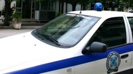 File Photo: Όχημα της Αστυνομίας. ΑΠΕ-ΜΠΕ, ΠΑΝΑΓΙΩΤΗΣ ΠΡΑΓΙΑΝΝΗΣ