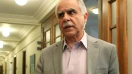 O υφυπουργός Μεταναστευτικής Πολιτικής Γιάννης Μπαλάφας. ΑΠΕ-ΜΠΕ/Παντελής Σαίτας