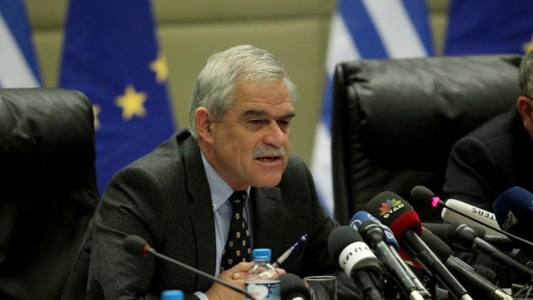 Ο αναπληρωτής υπουργός Εσωτερικών και Διοικητικής Ανασυγκρότησης αρμόδιος για θέματα Προστασίας του Πολίτη Νίκος Τόσκας. ΦΩΤΟΓΡΑΦΙΑ ΑΡΧΕΙΟΥ. ΑΠΕ-ΜΠΕ, Παντελής Σαίτας