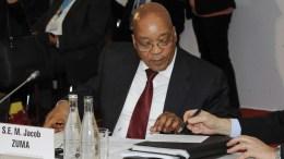 South African Republic President Jacob Zuma. EPA/OLIVIER ANRIGO