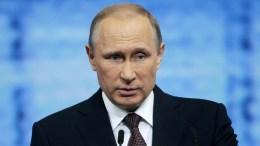 Russia's President Vladimir Putin. © Mikhail Metzel, TASS