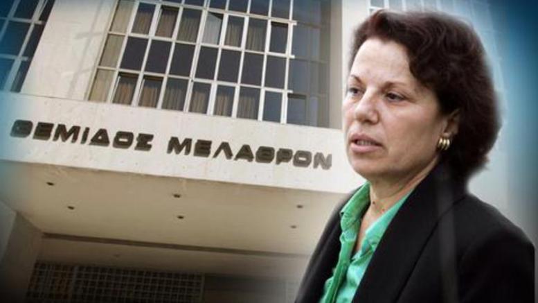 H εισαγγελέας Γωργία Τσατάνη. Φωτογραφία Έθνος.