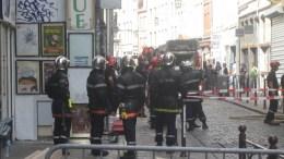 Γαλλία: 13 άνθρωποι σκοτώθηκαν και 6 τραυματίστηκαν από πυρκαγιά σε μπαρ στην πόλη Ρουέν.