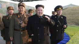 Ο ηγέτης της Β. Κορέας θέλει η χώρα του να γίνει 'η ισχυρότερη πυρηνική δύναμη' του κόσμου. Φωτογραφία Αρχείου, ΚΥΠΕ.