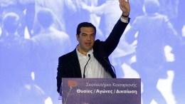 Ο πρωθυπουργός Αλέξης Τσίπρας μίλησε στην εκδήλωση απόδοσης του χώρου θυσίας του Σκοπευτηρίου Καισαριανής στο δήμο Καισαριανής, Αθήνα, Κυριακή 2 Οκτωβρίου 2016. ΑΠΕ-ΜΠΕ, ΑΛΕΞΑΝΔΡΟΣ ΒΛΑΧΟΣ