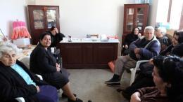 Σκληρή επίθεση εξαπολυουν οι Οικολόγοι στον πρόεδρο Αναστασιάδη για το ζήτημα των εγκλωβισμένων. Φωτογραφία ΚΥΠΕ.
