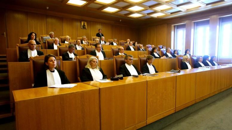Σήμερα η απόφαση της Ολομέλειας του ΣτΕ για τις επτά τηλεοπτικές άδειες. ΑΠΕ-ΜΠΕ/Παντελής Σαίτας