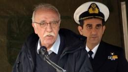 Ο αναπληρωτής υπουργός Άμυνας Δημήτρης Βίτσας. ΑΠΕ-ΜΠΕ, ΒΑΣΙΛΙΚΗ ΠΑΣΧΑΛΗ