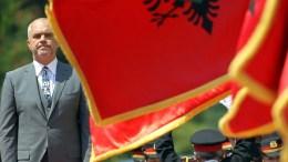 Albanian Prime Minister Edi Rama. FILE PHOTO. EPA, STRINGER