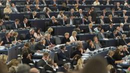 Μείωση των ευρωβουλευτών από 751 σε 705 και 'ψηφοδέλτιο επικρατείας' προτείνει Επιτροπή του ΕΚ. FILE PHOTO. EPA/PATRICK SEEGER