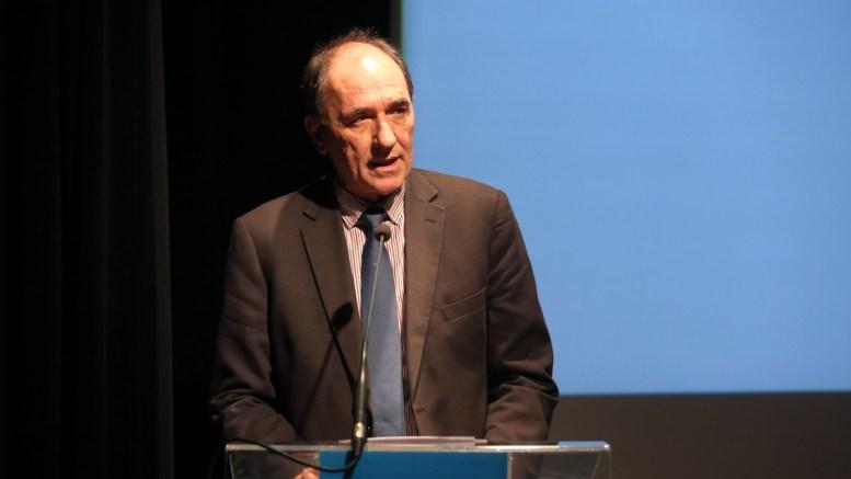 O υπουργός Περιβάλλοντος και Ενέργειας Γιώργος Σταθάκης. ΑΠΕ-ΜΠΕ, ΑΛΕΞΑΝΔΡΟΣ ΜΠΕΛΤΕΣ