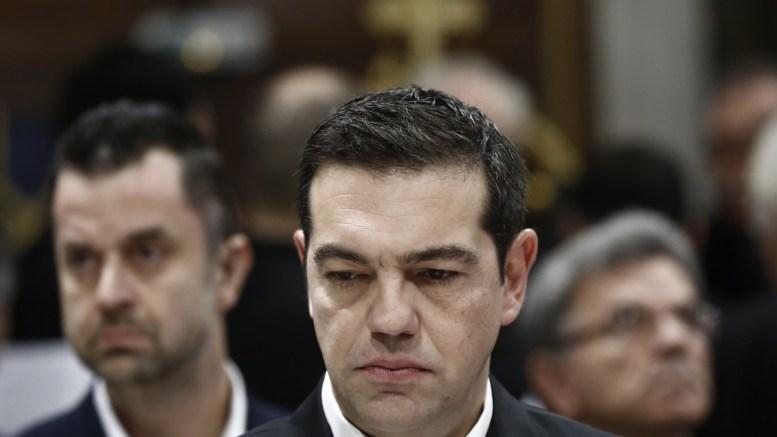 Ο πρωθυπουργός Αλέξης Τσίπρας. ΑΠΕ-ΜΠΕ, ΓΙΑΝΝΗΣ ΚΟΛΕΣΙΔΗΣ