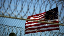 A file picture shows the United States Naval Station in Guantanamo Bay, Cuba. EPA/MIKE BROWN