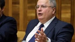 Αν θέλουμε λύση στο Κυπριακό θα πρέπει να καταργήσουμε την αιτία του, την παράνομη κατοχή, δηλώνει ο Νίκος Κοτζιάς. ΚΥΠΕ, ΚΑΤΙΑ ΧΡΙΣΤΟΔΟΥΛΟΥ