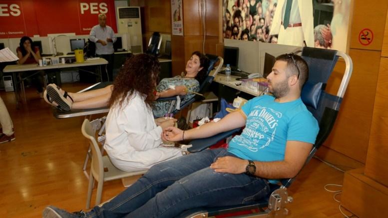 Ένα τεστ αίματος θα προβλέπει πόσο καλά θα γεράσει κανείς ή πόσο κινδυνεύει να αρρωστήσει λόγω γηρατειών. ΑΠΕ-ΜΠΕ/Παντελής Σαίτας