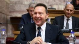 Ο διοικητής της Τράπεζας της Ελλάδος Γιάννης Στουρνάρας. ΑΠΕ - ΜΠΕ, Αλέξανδρος Μπελτές