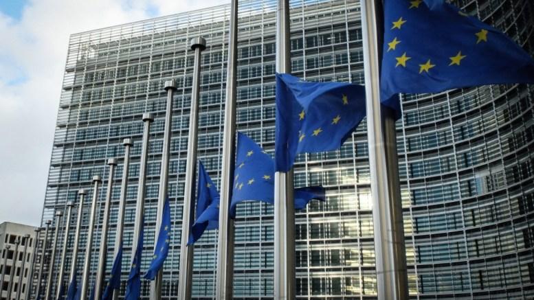 Το κτίριο της Κομισιόν στις Βρυξέλλες. FILE PHOTO. EPA/OLIVIER HOSLET