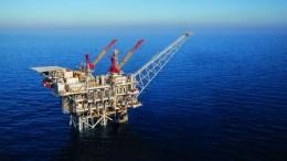 Η Eni εκτιμά πως η ανατολική Μεσόγειος είναι το κλειδί για να διαφοροποιήσει η Ευρώπη τις εισαγωγές φυσικού αερίου. FILE PHOTO. EPA, ALBATROSS AERIAL PHOTGRAPHY HANDOUT, EDITORIAL USE ONLY