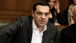 Ο πρωθυπουργός Αλέξης Τσίπρας προεδρεύει στη συνεδρίαση του υπουργικού συμβουλίου. Αθήνα, ΦΩΤΟΓΡΑΦΙΑ ΑΡΧΕΙΟΥ. . ΑΠΕ-ΜΠΕ/SIMELA PANTZARTZI