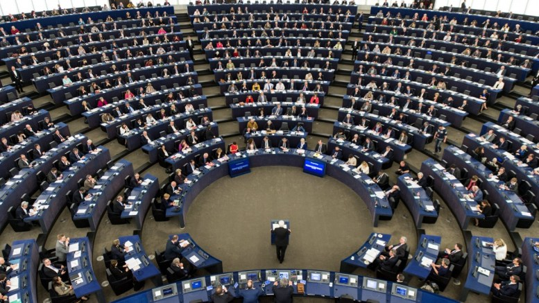 The European Parliament in Strasbourg, France. EPA, PATRICK SEEGER