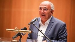 Ο υφυπουργός Εξωτερικών, Γιάννης Αμανατίδης. ΑΠΕ ΜΠΕ, ΣΩΤΗΡΗΣ ΜΠΑΡΜΠΑΡΟΥΣΗΣ