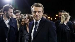FILE PHOTO. French president Emmanuel Macron. FILE PHOTO. EPA, THOMAS SAMSON / POOL MAXPPP OUT